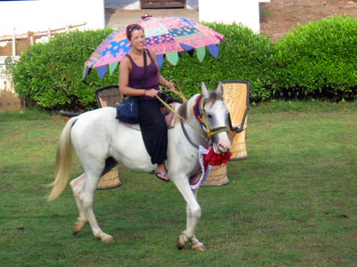 Horse Riding In Surajgarh